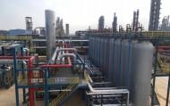 中石化安庆分公司60000Nm3/h氢气提纯装置投产