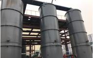 北大先锋:世界首套转炉气制甲酸项目装置相继安装
