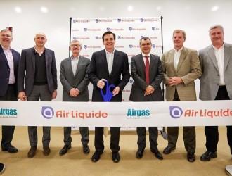 液化空气携Airgas公司在特拉华州开设先进制造中心