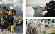 液化空气为探险队提供氧气、氮气和氦气