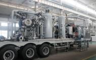 中国首台车载电驱螺杆压缩机组发往俄罗斯