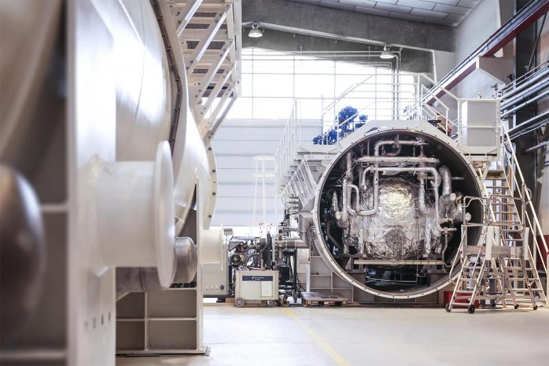 液化空气氦制冷机1