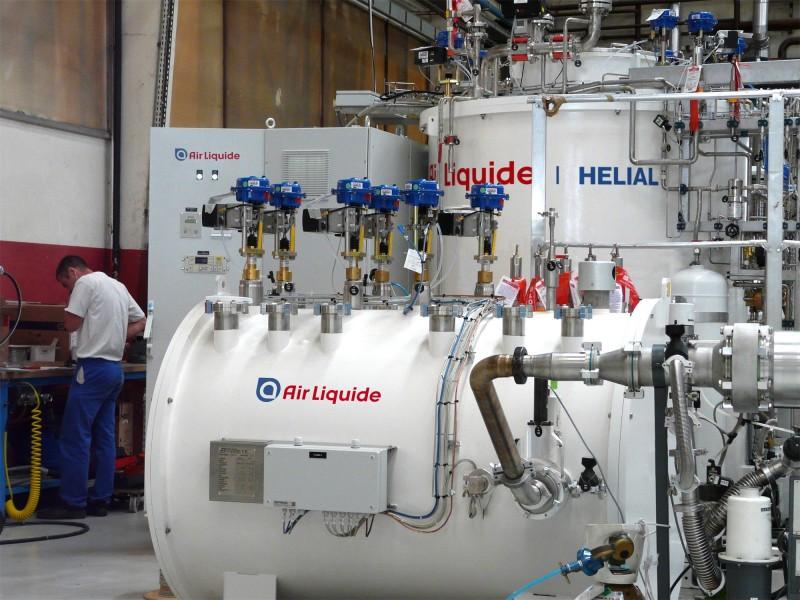 液化空气氦制冷机2