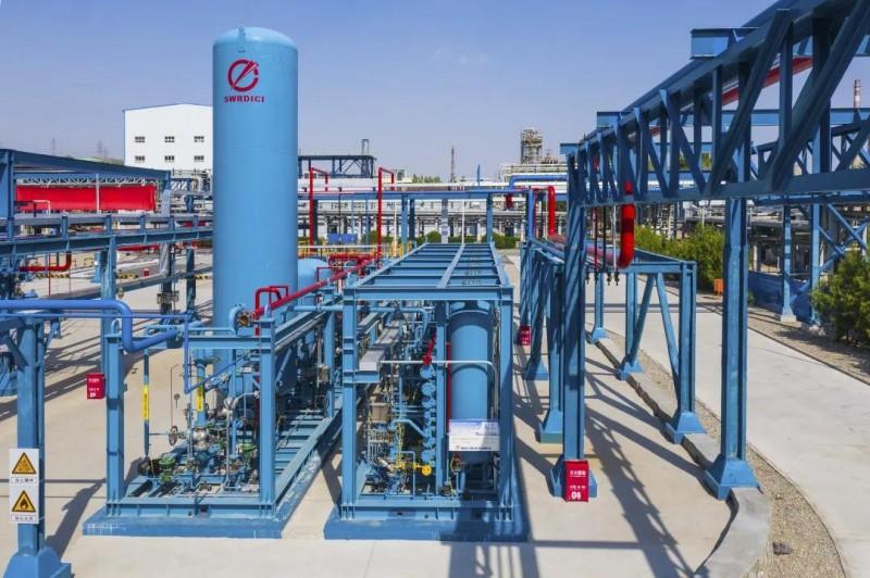 燕山石化氢气新能源装置