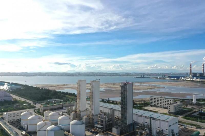广西钢铁3号制氧机组投产